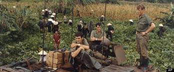 Vietnam Diggers and Locals
