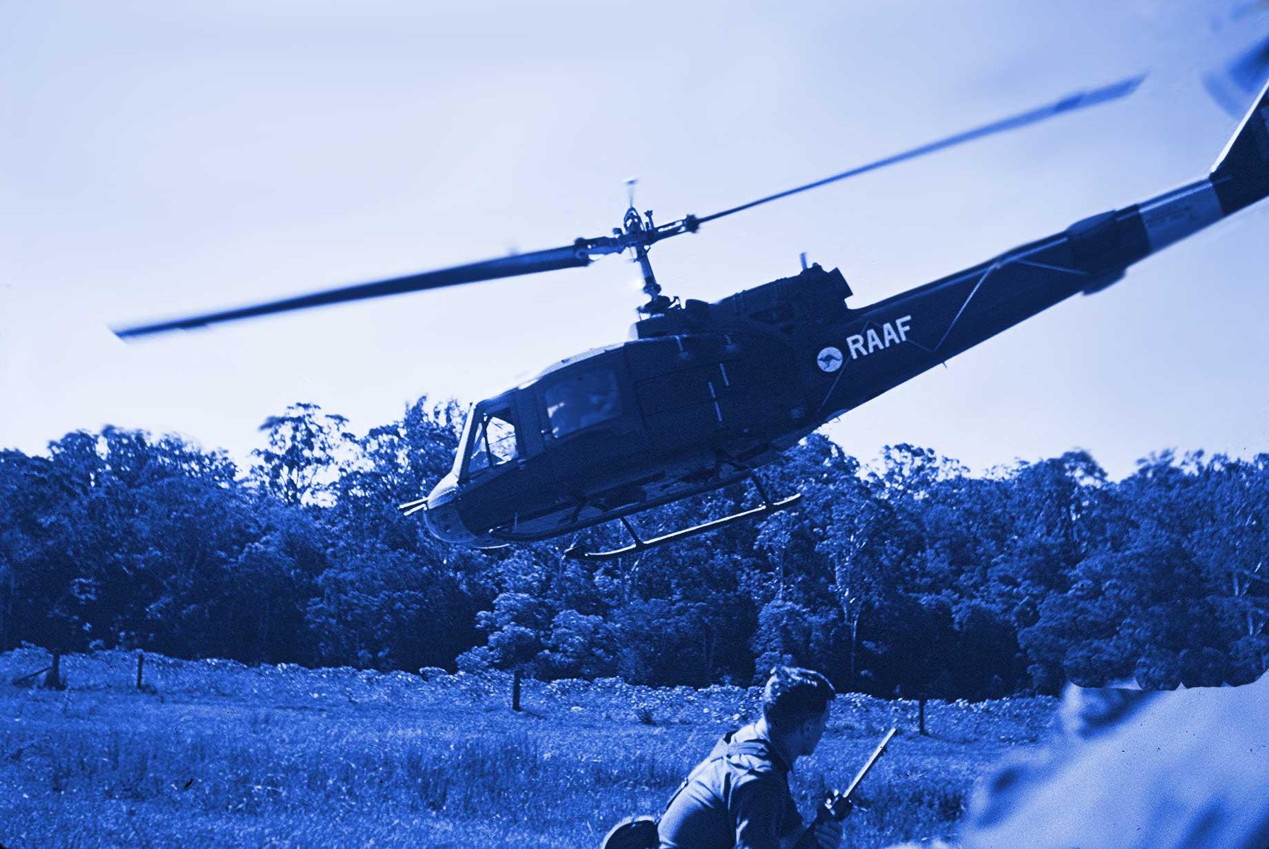 Blue Mountains Vietnam Veterans